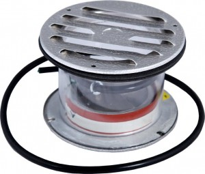 "Ventilator Heated Round 6""  *11832000004*"