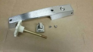 Latch 1-1238c0004 Cyl Lock